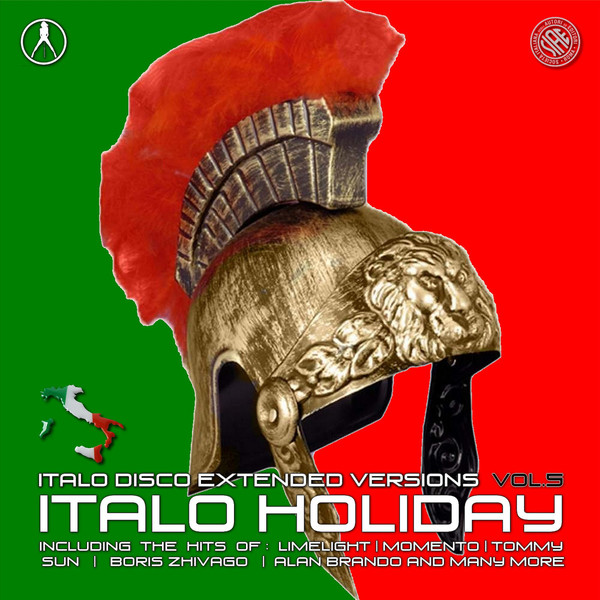 Italo Holiday Vol. 1-5 (2016)